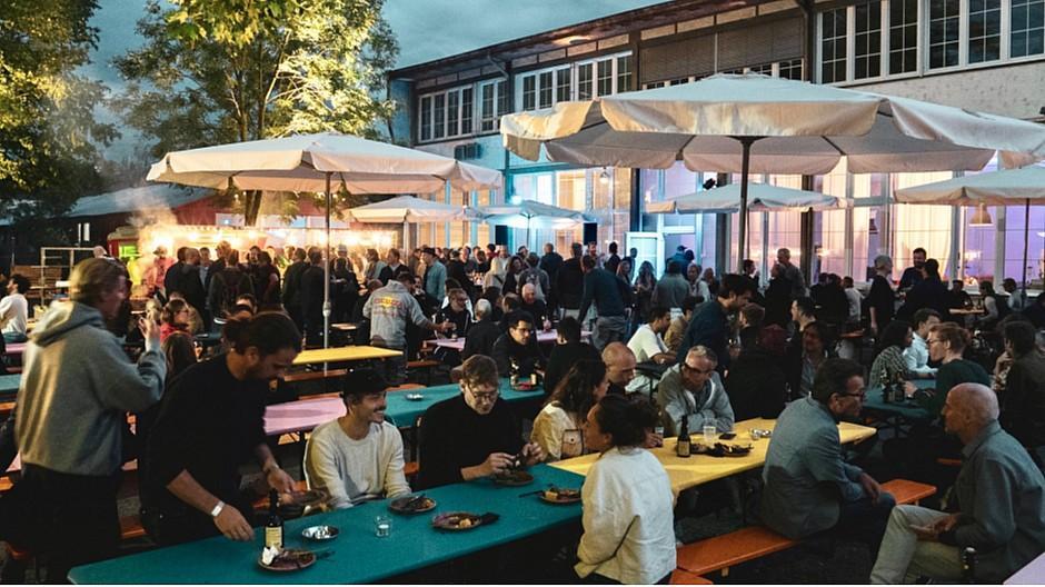 Sommerfest: Filmnetzwerk begrüsst über 350 Gäste