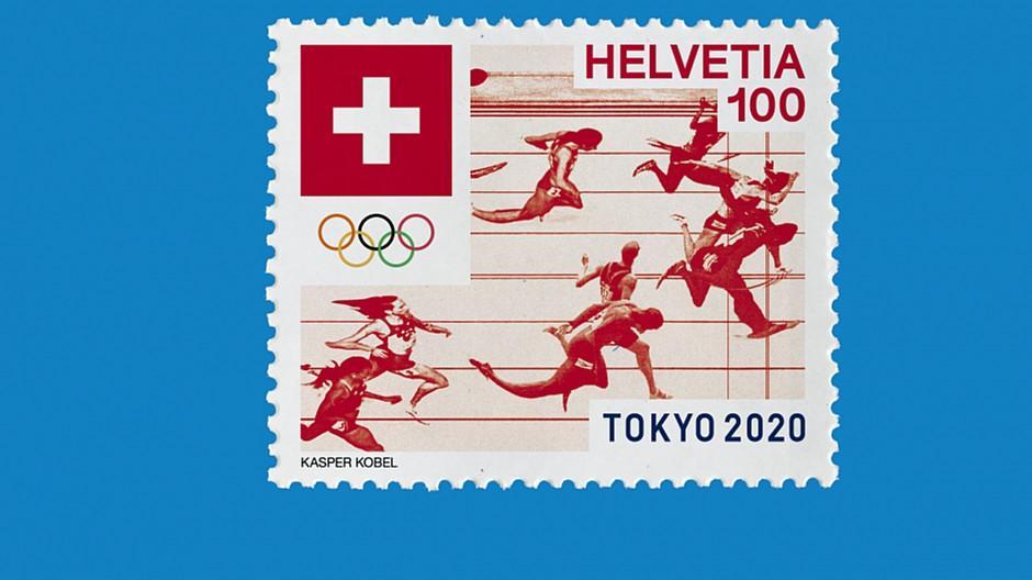 Hella Studio: Sonderbriefmarke für Tokio 2020 gestaltet