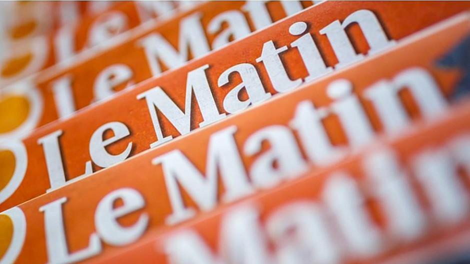 Le Matin: Sozialplan für entlassene Angestellte steht