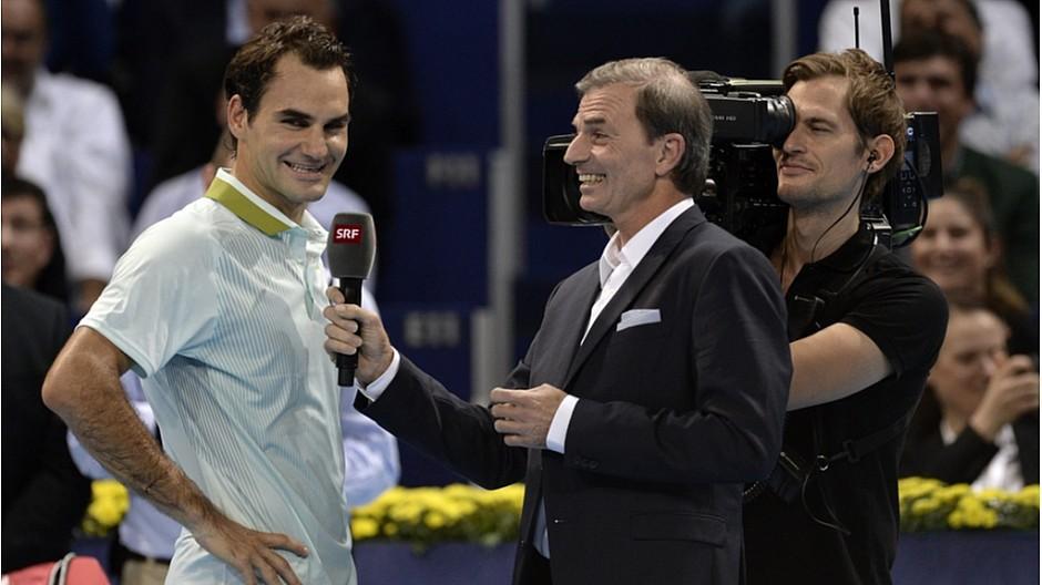 SRF: Sportredaktion spart bei Roger Federer