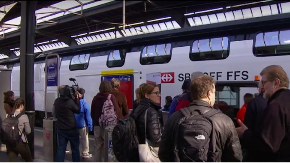 Pannenzug-Rundschau: SRF berichtete sachgerecht über Bombardier