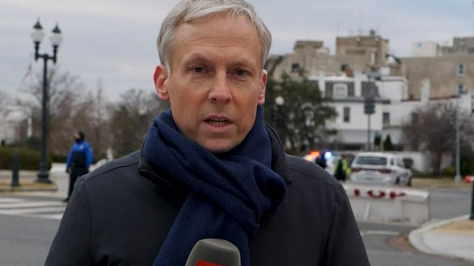 Chaotische Szenen in den USA: SRF-Korrespondent ist in Sicherheit