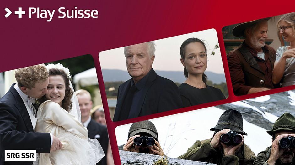 Play Suisse: SRG geht mit Streaming-Plattform online