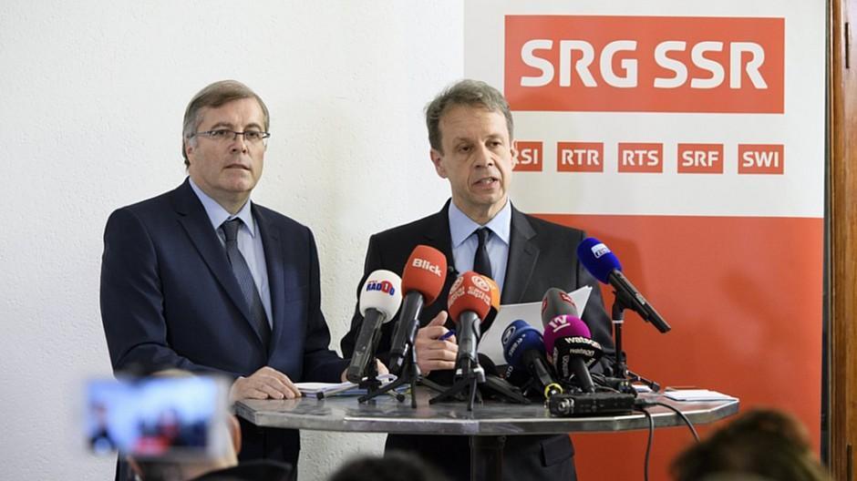 Abstimmungssonntag No Billag: SRG will 100 Millionen Franken sparen