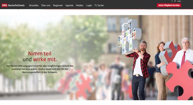 Notch Interactive: Ein Puzzleteil für die SRG Deutschschweiz