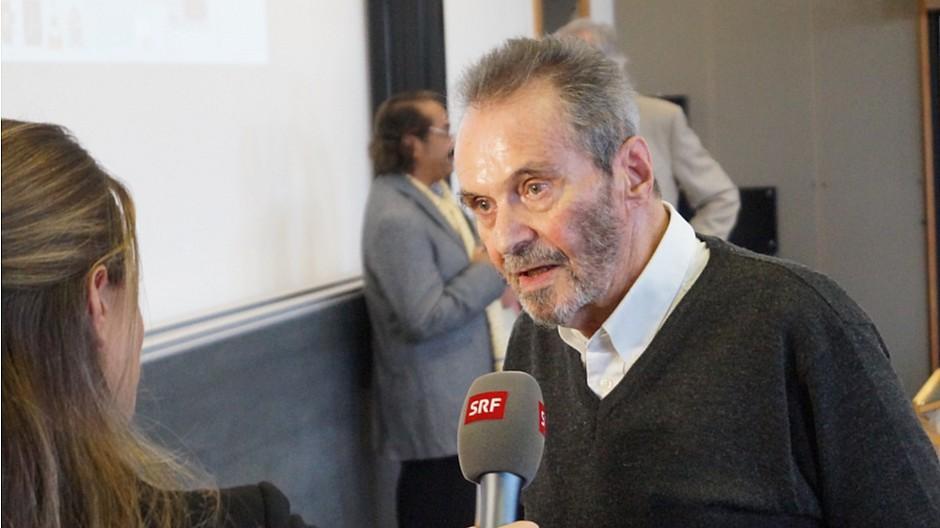 Schweizer Autobiographie-Award: St. Galler Arzt Peter Marko ausgezeichnet