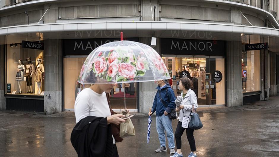 Manor: Standort Bahnhofstrasse wird geschlossen