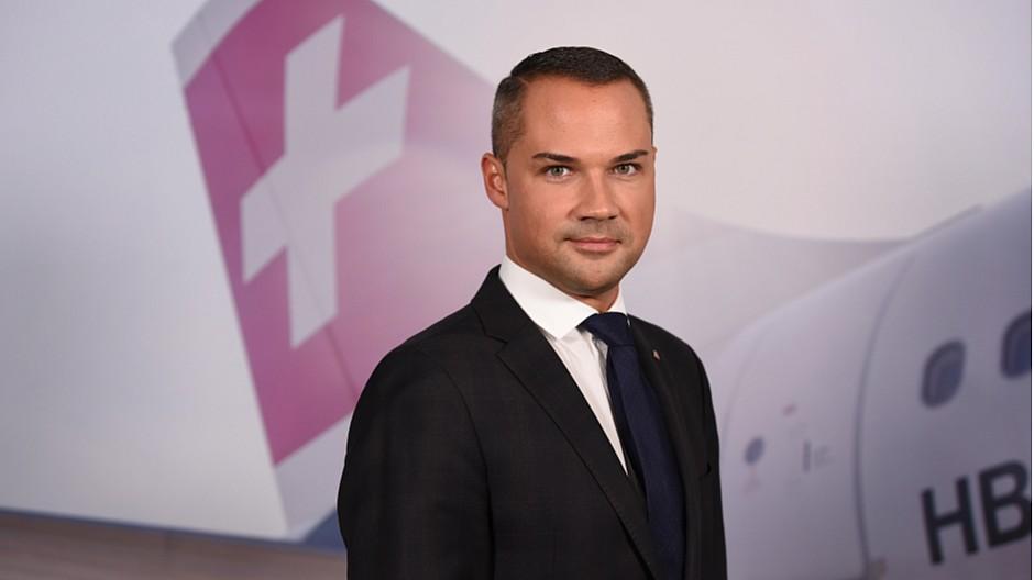 Swiss: Stefan Vasic wird neuer Head of Marketing