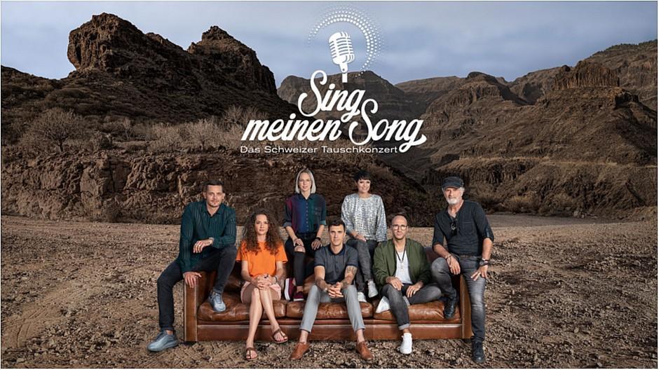 Sing meinen Song: Stefanie Heinzmann macht den Auftakt