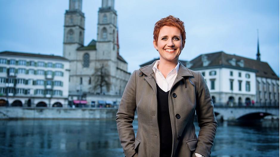 Sechseläuten: Steffi Buchli kommentiert neu Bööggverbrennen