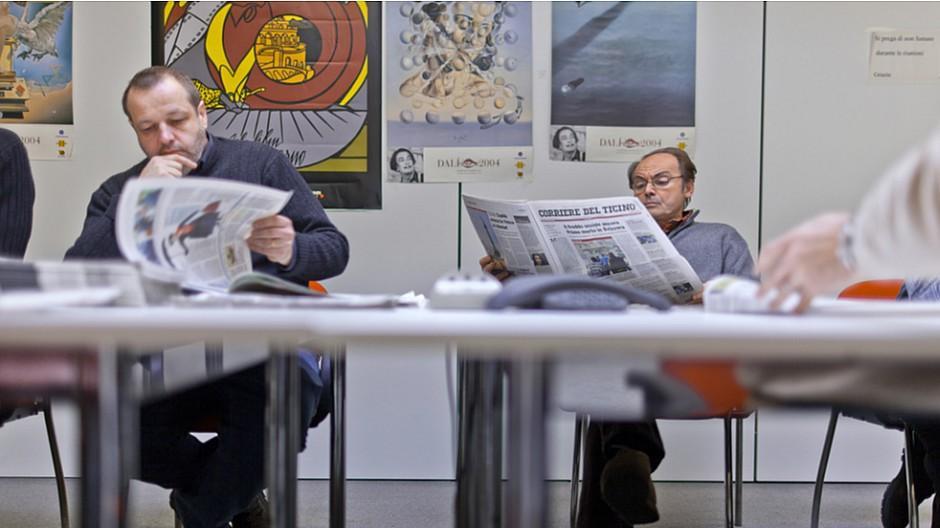 Corriere del Ticino: Stellenabbau bei der Tessiner Zeitung