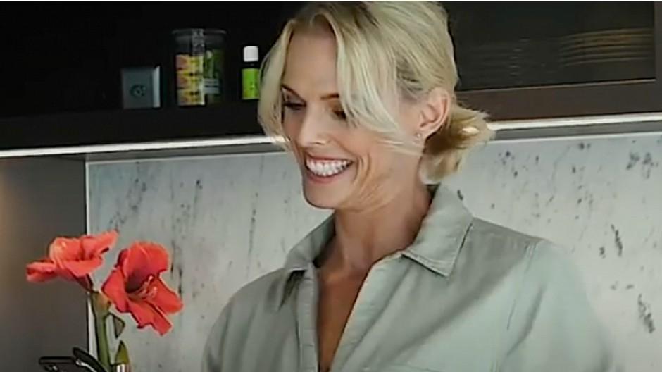 Sparbatze: Stéphanie Berger macht jetzt Werbung