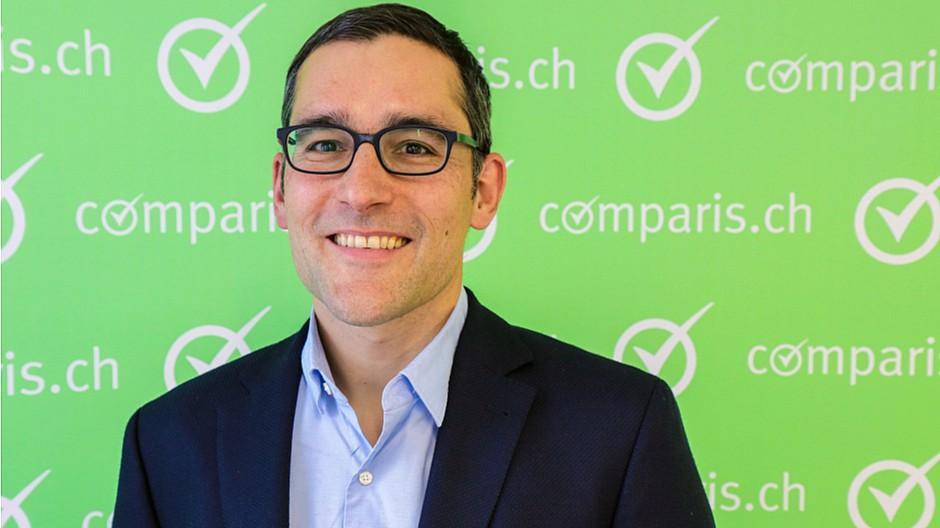Comparis: Steven Neubauer rückt als Gruppen-CEO nach