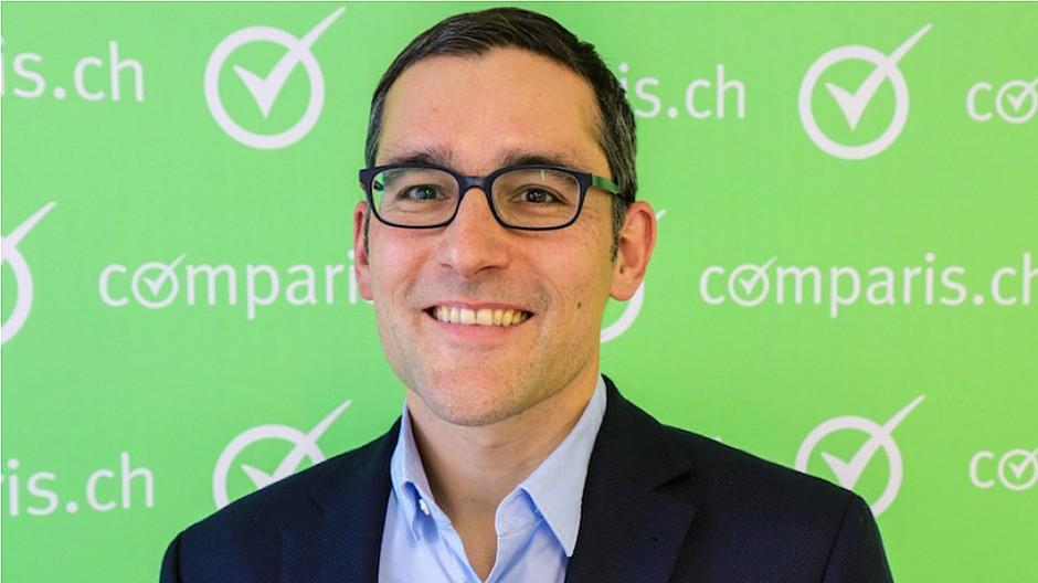 Comparis.ch: Steven Neubauer wird neuer Geschäftsführer