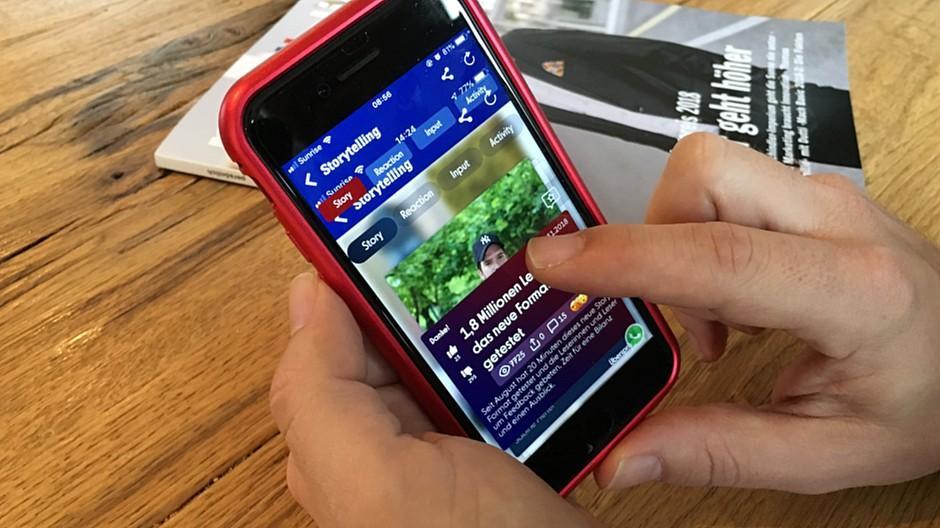 Tamedia: «Storycards» werden definitiv eingeführt