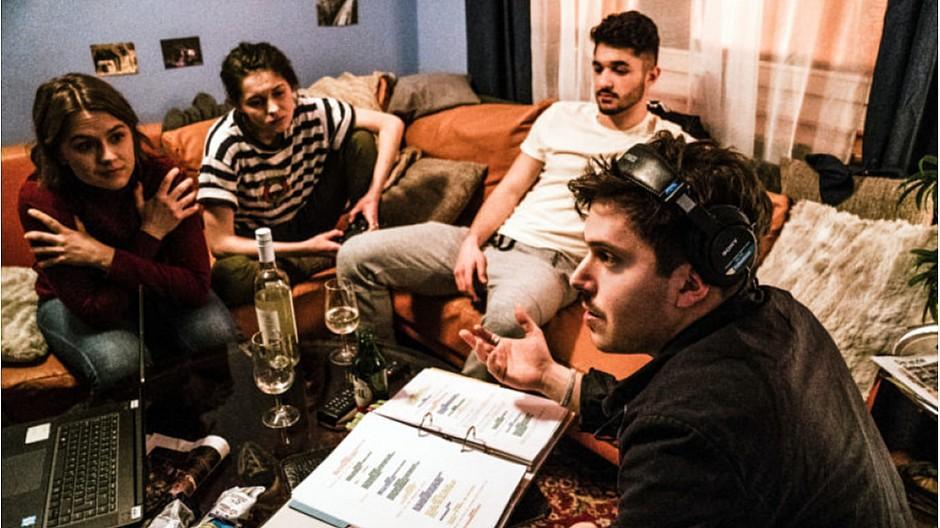 SRF: Studenten und Quereinsteiger realisieren Serie
