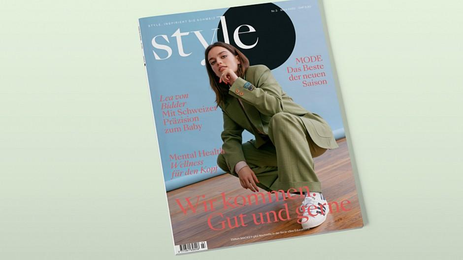 Rasch: Style präsentiert sich im neuen Look