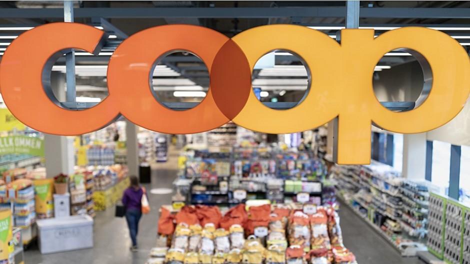 Coop: Supermarkt-Umsatz wächst um 14 Prozent