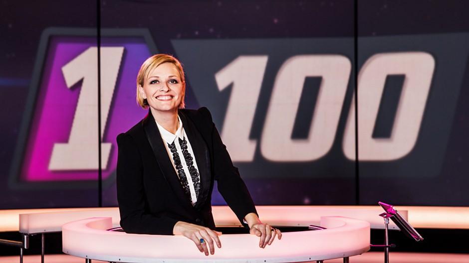 SRF: Susanne Kunz gibt «1 gegen 100»-Moderation ab