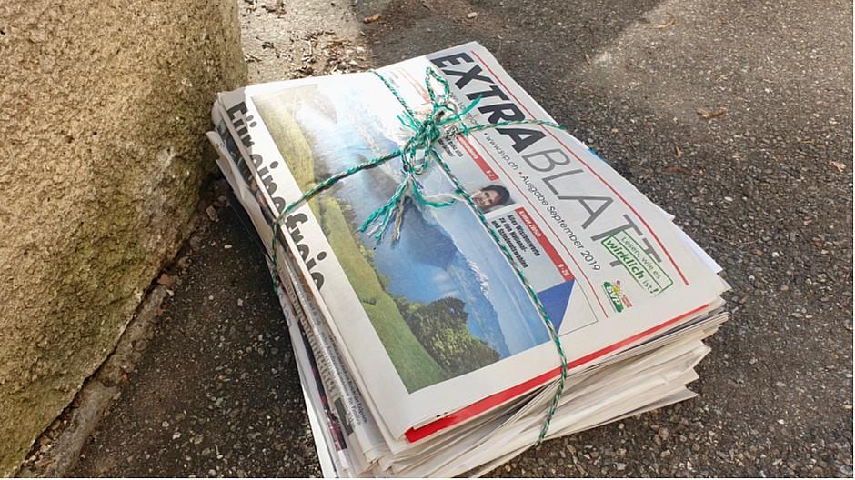 Wahlen 2019 Svp Verwendet Falsche Medien Zitate Medien