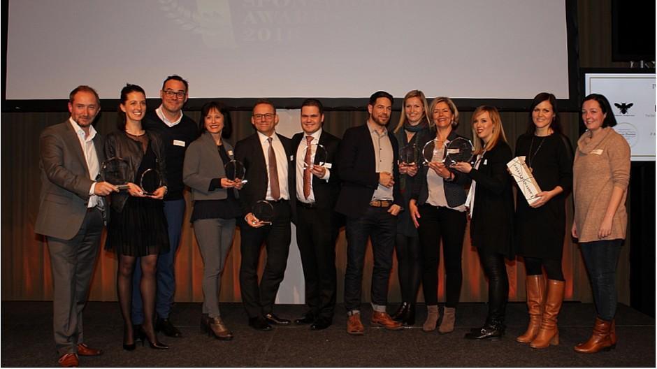 Swiss Sponsorship Awards 2018: Swisscom, Erdgas und ein Überraschungssieger
