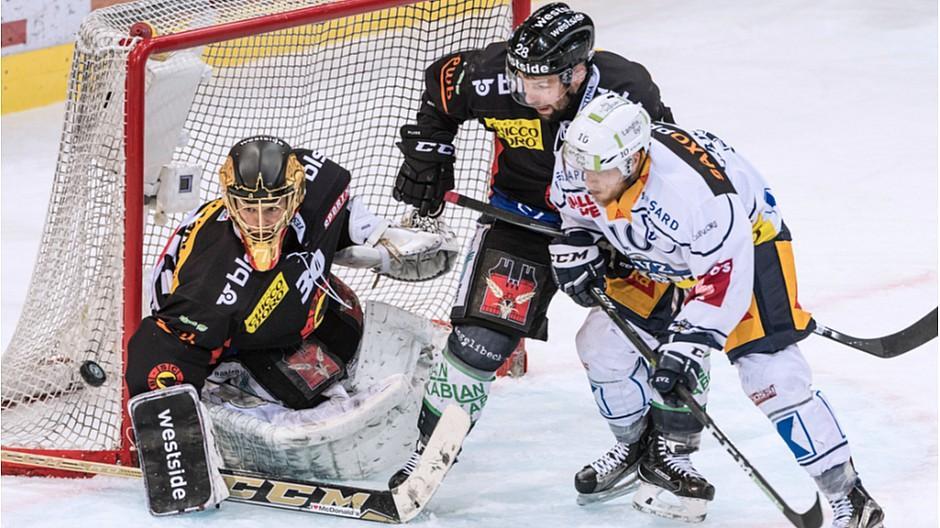 Wettstreit um Eishockeyrechte: Swisscom klagt gegen die UPC