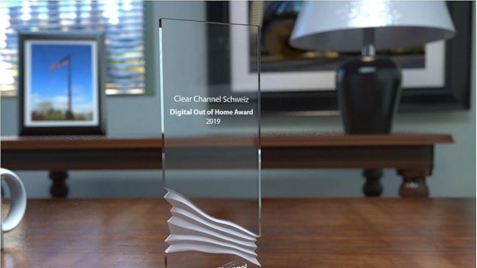 Digital-Out-of-Home-Award: Swisscom wird ausgezeichnet