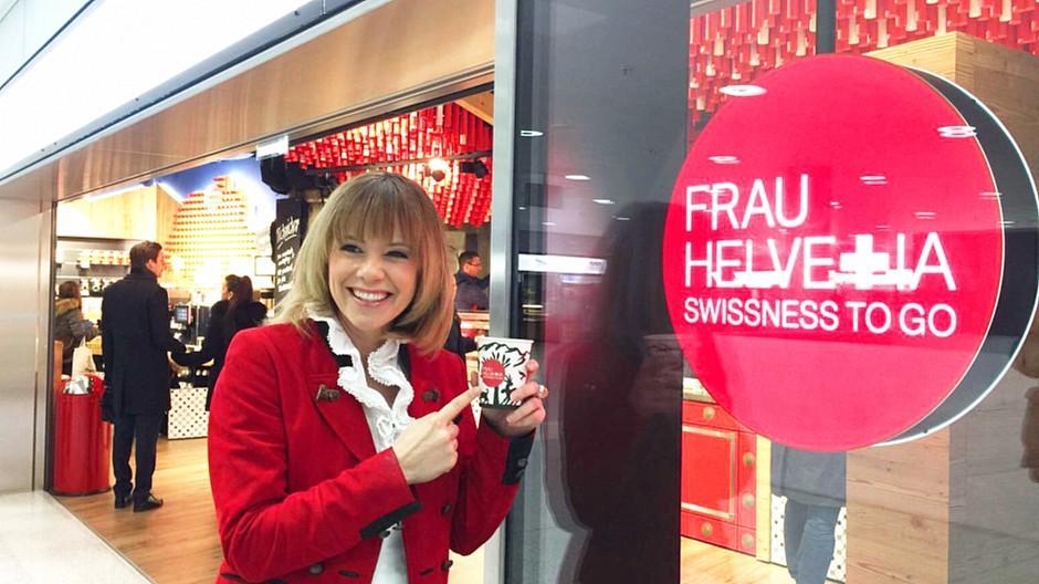 Fastr: «Swissness to go» im Zürcher Hauptbahnhof