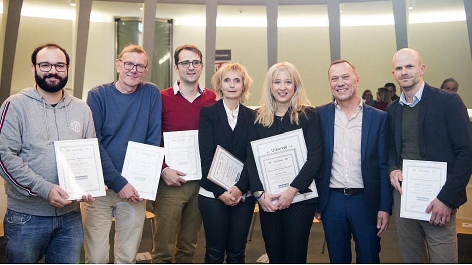 Ostschweizer Medienpreis: Tagblatt-Team gewinnt die Auszeichnung