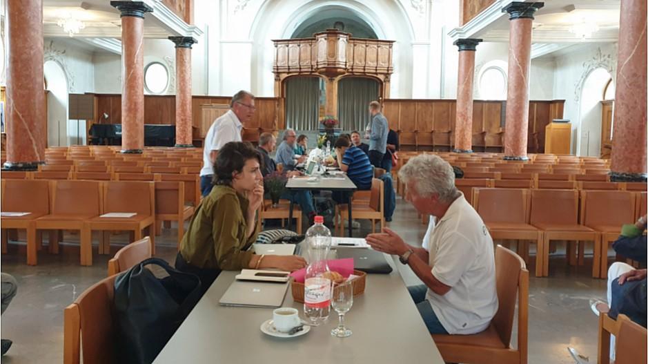Tamedia: Tagi verlegt das Zürich-Ressort in die Kirche