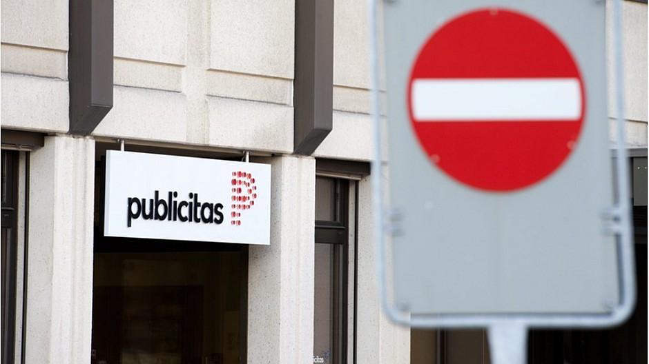 Publicitas in Schwierigkeiten: Tamedia beendet die Zusammenarbeit