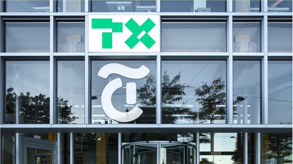 Tamedia wird TX Group: Tamedia positioniert sich als Tech-Holding