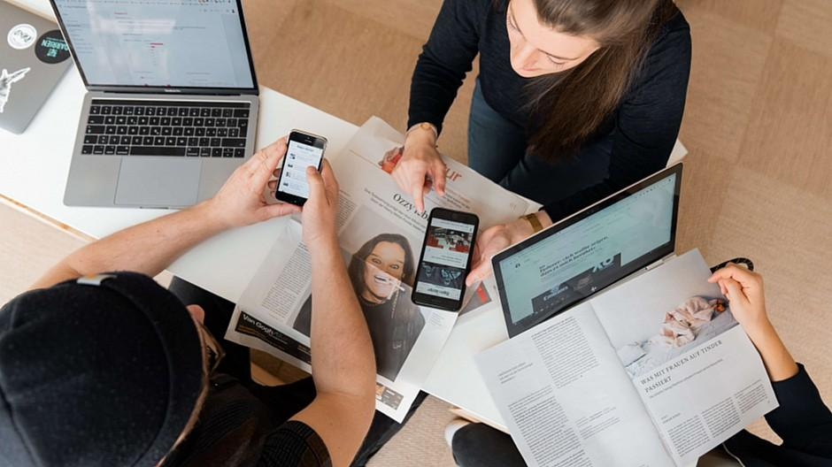 Neuer Job: Tamedia sucht «Chefredaktor:in Digital»