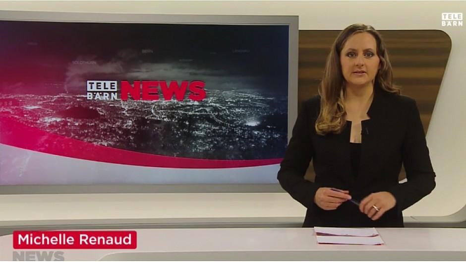 AZ Medien TV: TeleBärn bald ohne Michelle Renaud