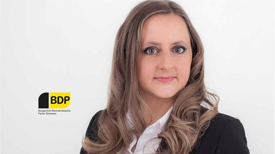 Michelle Renaud: TeleBärn-Moderatorin will in den Nationalrat