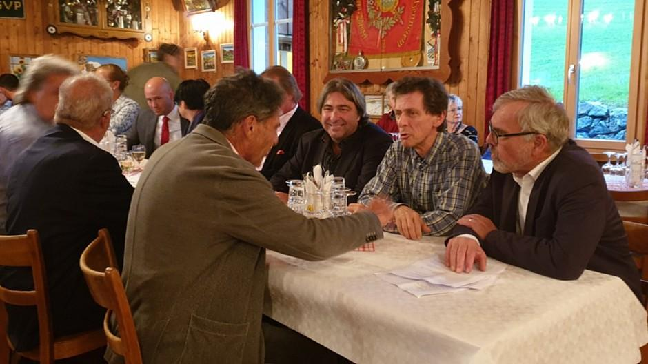 Stelldichein im Toggenburg: Teleblocher feiert die 600. Sendung