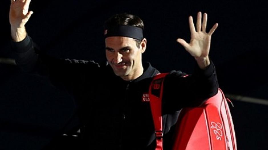 Roger Federer: Tennisstar erhält eine Gedenkmünze