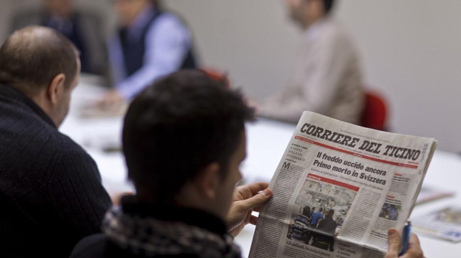 Corriere del Ticino / Giornale del Popolo: Tessiner Zeitungen lösen Partnerschaft auf