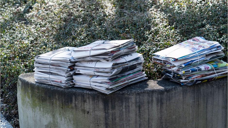 Rohstoff-Knappheit: Teures Papier setzt Verlage unter Druck