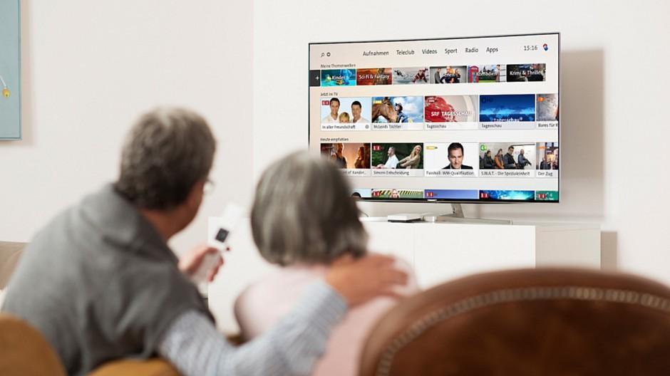 Swisscom: Themenwelten statt Programmvorschläge