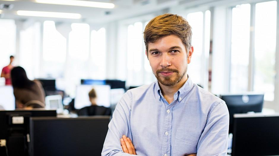 HWZ: Tobias Zehnder sorgt für digitale Impulse