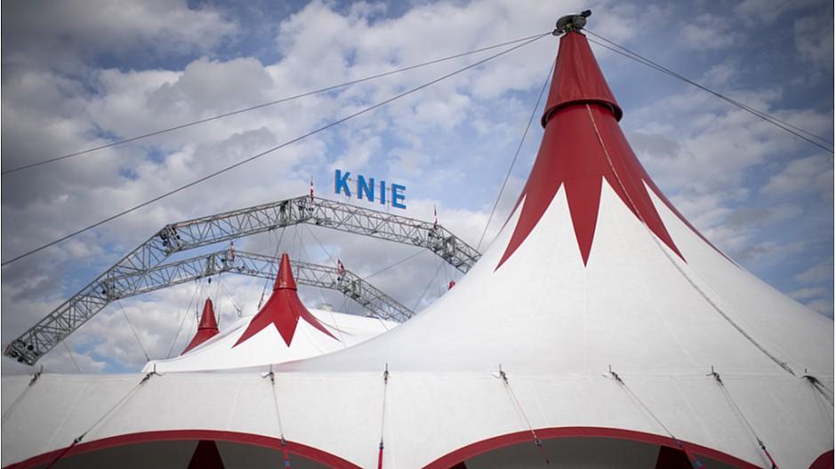 Circus Knie: Tournee bis Anfang Juli abgesagt