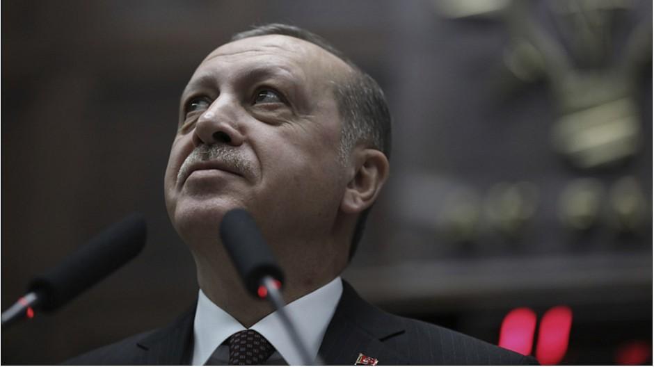Erdogan bezeichnet die Türkei als Vorreiter der Pressefreiheit