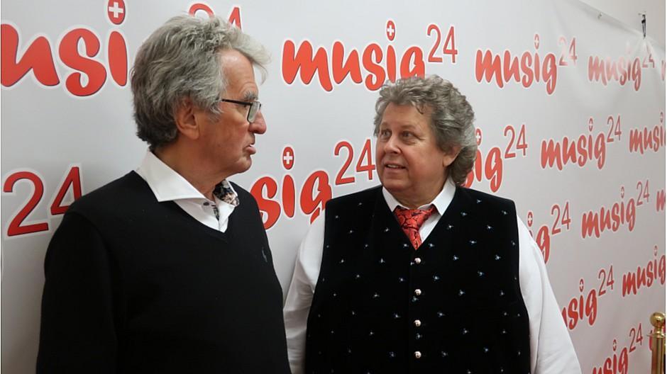 TV Musig24: Werner Kimmig redet über sein Leben