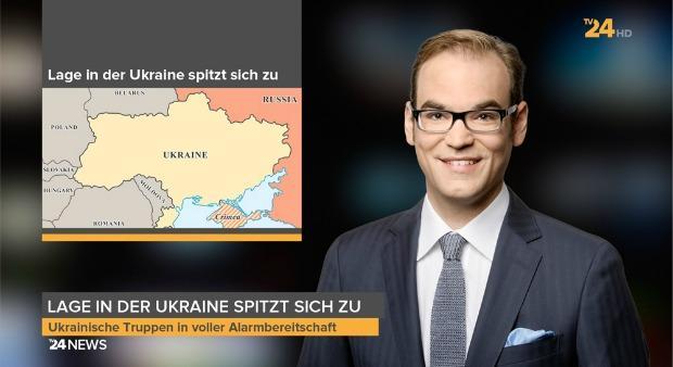 TV24: Roman Wasik ist der neue News-Anchor