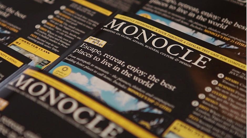 Monocle: Tyler Brûlé baut Basis in Zürich aus