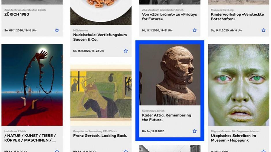Campfire: Über 60 Zürcher Museen digital neu entdecken