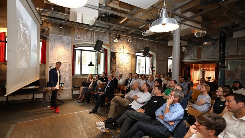Content Marketing Forum: Über Trends im Marketing ausgetauscht