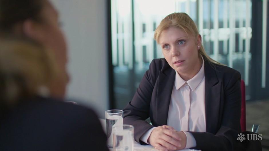 World's Best TV & Films: UBS-Corporate-Film holt Gold-Award