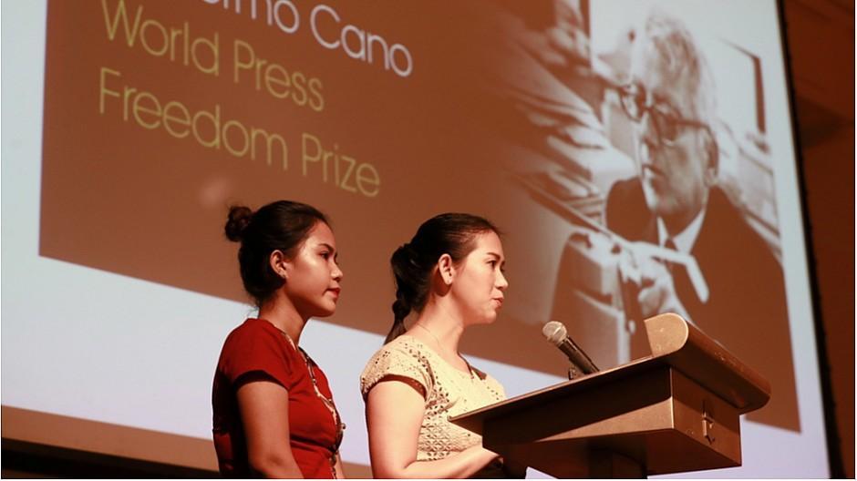 Tag der Pressefreiheit: Unesco zeichnet inhaftierte Journalisten aus